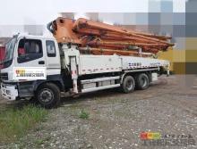 出售14年中联五十铃47米泵车