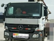 裸車直售07年出廠中聯奔馳40米泵車