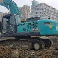 转让神钢2014年350LC-8大挖