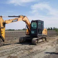 转让三一重工2013年75C-9履带挖掘机