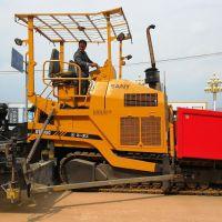 转让三一重工2007年DTU95摊铺机