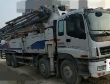 精品出售12年出廠中聯五十鈴52米泵車(6節臂)