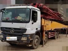 直售11年出厂三一奔驰52米泵车