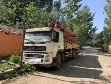 出售08年徐工沃尔沃37米泵车