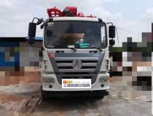 準新車~出售18年4月出廠三一37米泵車
