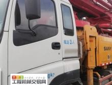 極品北方車轉讓11年出廠三一五十鈴46米泵車