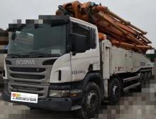 极品好货~2014年4月出厂中联斯堪六臂56米