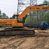 转让三一重工2012年三一215-8大挖