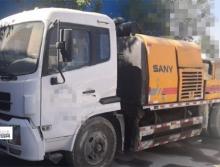 出售 2012年出厂三一9018车载泵(零故障.看车地交车)