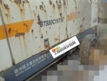 出售13年徐州硕立8016110电拖泵