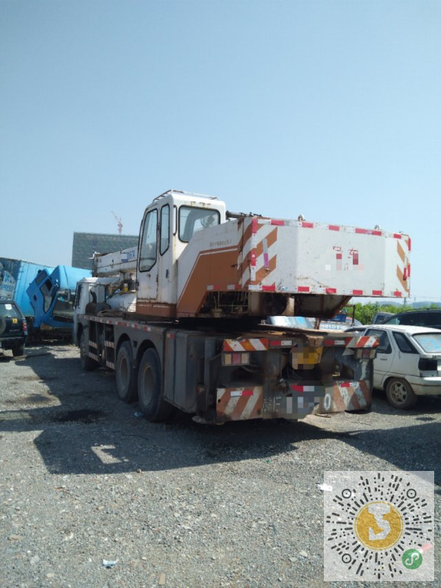 转让浦沅2007年16吨吊车