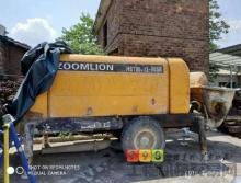 出售09年中联8013拖泵