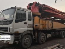 精品出售08年7月出廠三一五十鈴46米泵車(不漏一滴油)