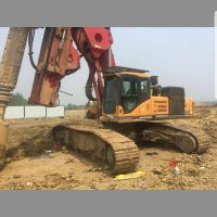转让三一重工2015年SR280R旋挖钻机