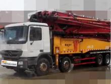 极品转让13年三一奔驰C8系列56米泵车(龙象共舞可分期)