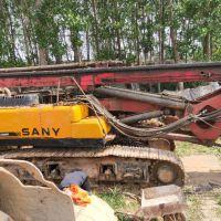 转让三一重工2010年200旋挖钻机