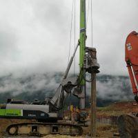 转让中联重科2011年220旋挖钻机