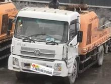 出售13年中联东风10022车载泵