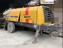 车主精品转让11年出厂三一10018柴油拖泵