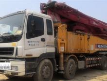 车主直售2013年徐工五十铃52米泵车(6节臂)
