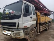 精品出售11年出厂三一五十铃46米泵车