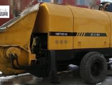 出售08年三一8018.186柴油拖泵(有两台)