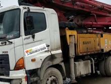 出售12年出厂三一日野46米泵车