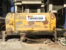 出售11年湖南耀雄80 16 110电拖泵