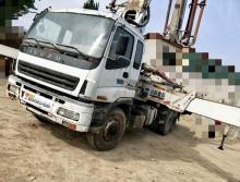 出售2007年出廠中聯五十鈴37米泵車