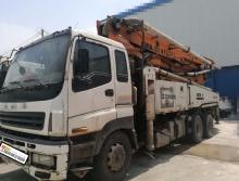 精品转让2010年中联五十铃底盘41米泵车