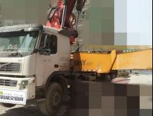 精品出售09年出厂三一沃尔沃48米泵车(北方车)