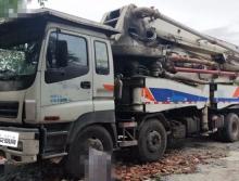 精品出售09年中联五十铃47米泵车