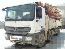 直售13年出厂中联奔驰52米泵车
