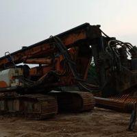 转让中联重科2016年250C旋挖钻机