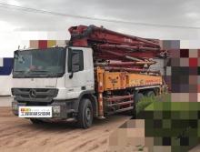 出售14年三一C8奔驰38米泵车《国四》