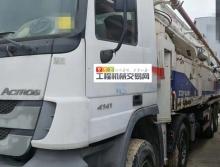 出售12年出厂中联奔驰56米泵车(六节臂)