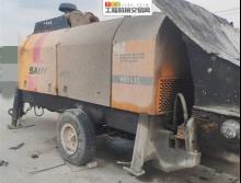 精品转让09年出厂三一8018柴油拖泵