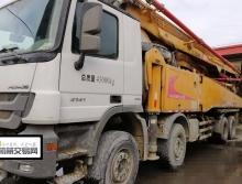 可以接受分期----精品出售2017年出厂徐工奔驰56米(K系列.7节臂.)