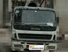 出售11年出厂中联五十铃47米泵车