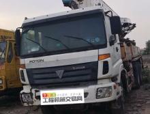 裸车出售2011年福田37米泵车