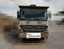 出售13年2月上牌中联奔驰47米泵车