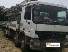 出售08年中联奔驰44米泵车
