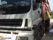 精品出售2012年出厂三一五十铃50米泵车(6节臂)