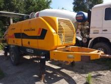 出售2010年中联6013-90电拖泵