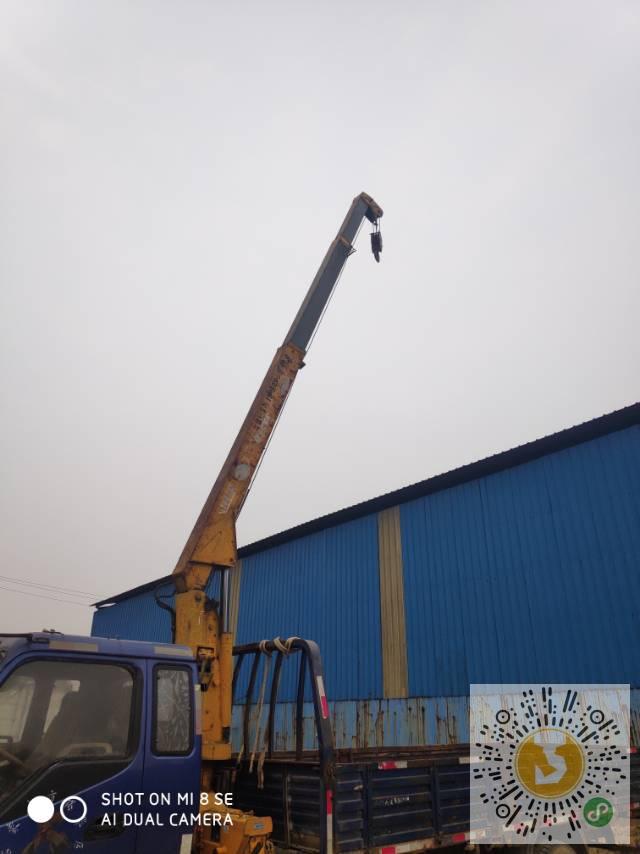 转让石煤机2009年4吨随车吊