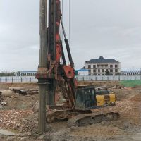 轉讓三一重工2012年SR 280旋挖鉆機