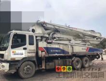 出售10年出廠中聯五十鈴47米泵車