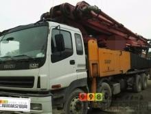 精品出售11年5月三一五十鈴56米泵車