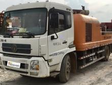 出售2014年中联东风10018车载泵