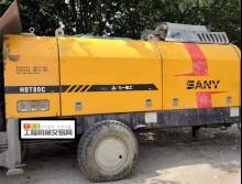 出售2010年三一8018柴油拖泵(有兩臺)